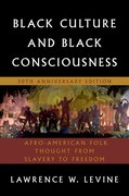 Cover for Black Culture and Black Consciousness