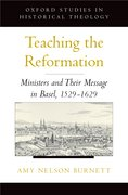 Cover for Teaching the Reformation