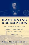 Cover for Hastening Redemption