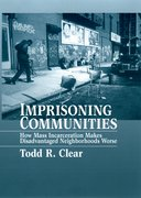 Cover for Imprisoning Communities