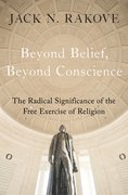 Cover for Beyond Belief, Beyond Conscience