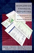 Cover for Worldwide Financial Reporting