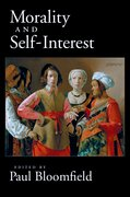 Cover for Morality and Self-Interest