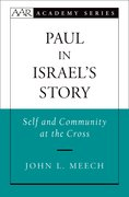 Cover for Paul in Israel