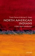 Cover for North American Indians: A Very Short Introduction