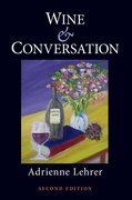 Cover for Wine and Conversation