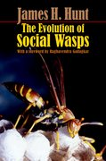 Cover for The Evolution of Social Wasps