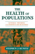 Cover for The Health of Populations