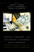 Cover for Stress, Trauma, and Children