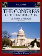 Cover for The Congress of the United States
