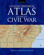 Cover for Concise Historical Atlas of the U.S. Civil War