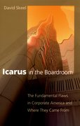 Cover for Icarus in the Boardroom