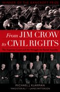 Cover for From Jim Crow to Civil Rights