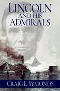 Cover for Lincoln and His Admirals