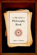 Cover for The Little Philosophy Book
