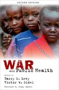 Cover for War and Public Health