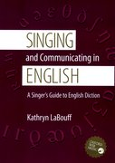 Cover for Singing and Communicating in English