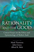 Cover for Rationality and the Good
