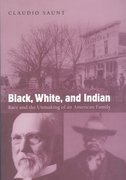 Cover for Black, White, and Indian