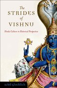 Cover for The Strides of Vishnu