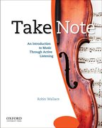 Cover for Take Note