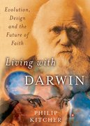 Cover for Living with Darwin