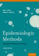 Cover for Epidemiologic Methods