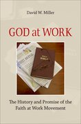 Cover for God at Work