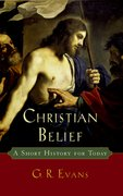 Cover for Christian Belief