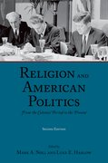 Cover for Religion and American Politics