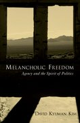 Cover for Melancholic Freedom