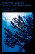 Cover for Food Webs and the Dynamics of Marine Reefs