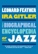 Cover for The Biographical Encyclopedia of Jazz