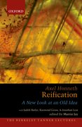 Cover for Reification