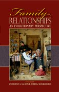 Cover for Family Relationships