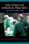 Cover for The Ethics of Surgical Practice