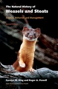 Cover for The Natural History of Weasels and Stoats