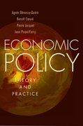 Cover for Economic Policy