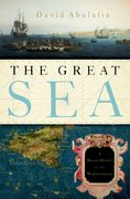 Cover for The Great Sea
