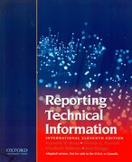 Reporting Technical Information International Edition