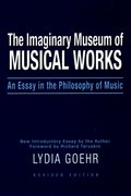 Cover for The Imaginary Museum of Musical Works