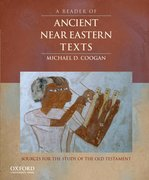 Cover for A Reader of Ancient Near Eastern Texts