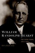 Cover for William Randolph Hearst