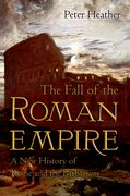 Cover for The Fall of the Roman Empire
