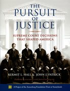 Cover for The Pursuit of Justice