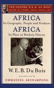 Cover for Africa, Its Geography, People and Products and Africa-Its Place in Modern History
