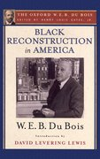 Cover for Black Reconstruction in America
