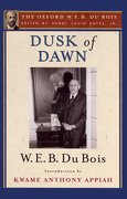 Cover for Dusk of Dawn: An Essay Toward an Autobiography of a Race Concept