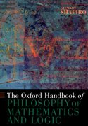 Oxford Handbook of Philosophy of Mathematics and Logic Cover Image