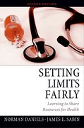 Cover for Setting Limits Fairly